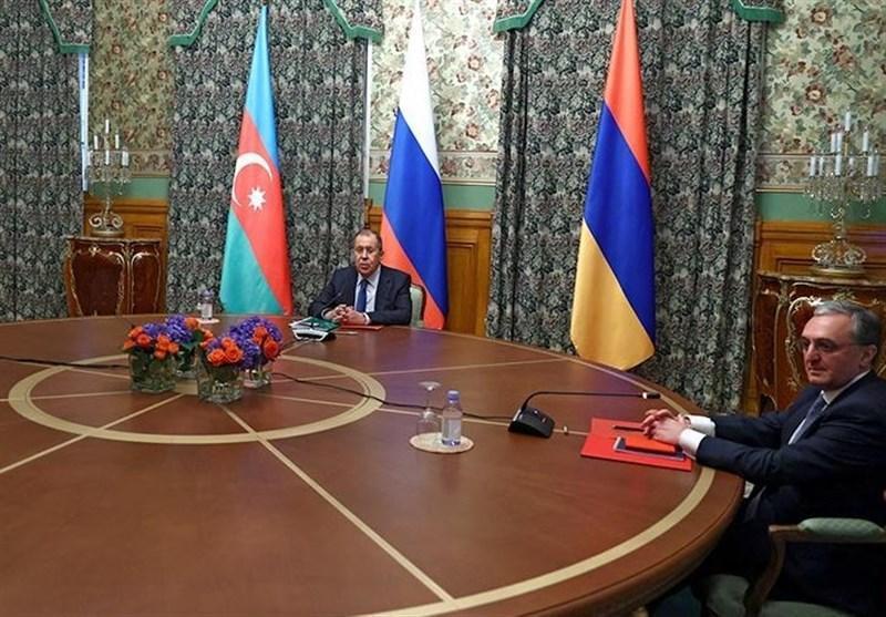 تأکید وزیر خارجه ارمنستان بر نقش روسیه در دستیابی به توافق آتش بس در قره باغ