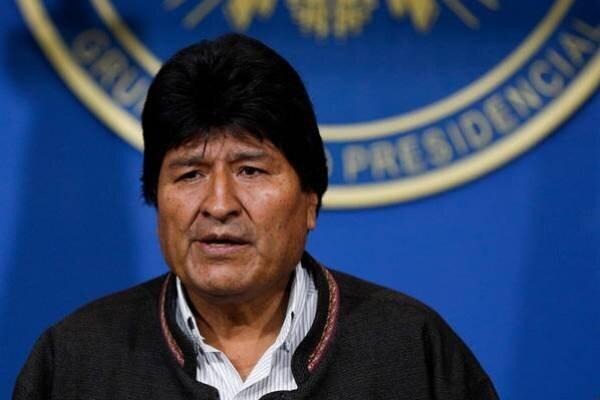 اتهامات مطرح شده علیه مورالس با انگیزه سیاسی مطرح شده اند