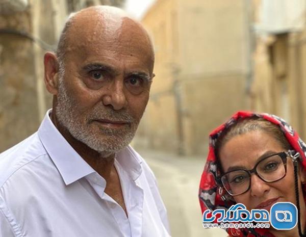 لاله صبوری در کنار راکی سینمای ایران