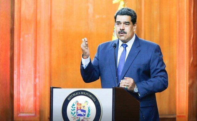 مادورو: همکاری نظامی خارجی هم زمان با توسعه تسلیحات داخلی ادامه می یابد