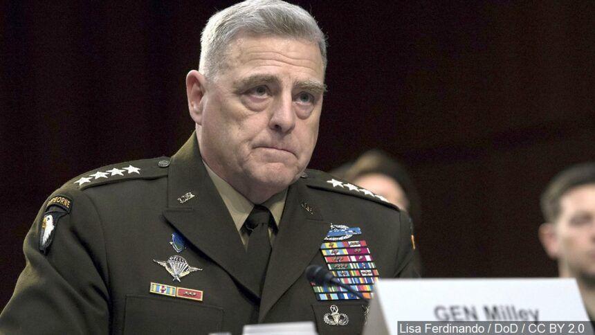 خبرنگاران فرماندهان ارتش آمریکا قرنطینه شدند