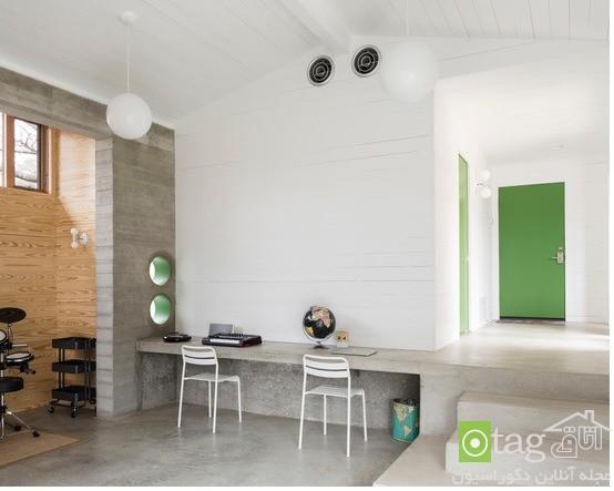 مدل رنگ درب اتاق و ورودی منزل با ایده های جدید و منحصر بفرد