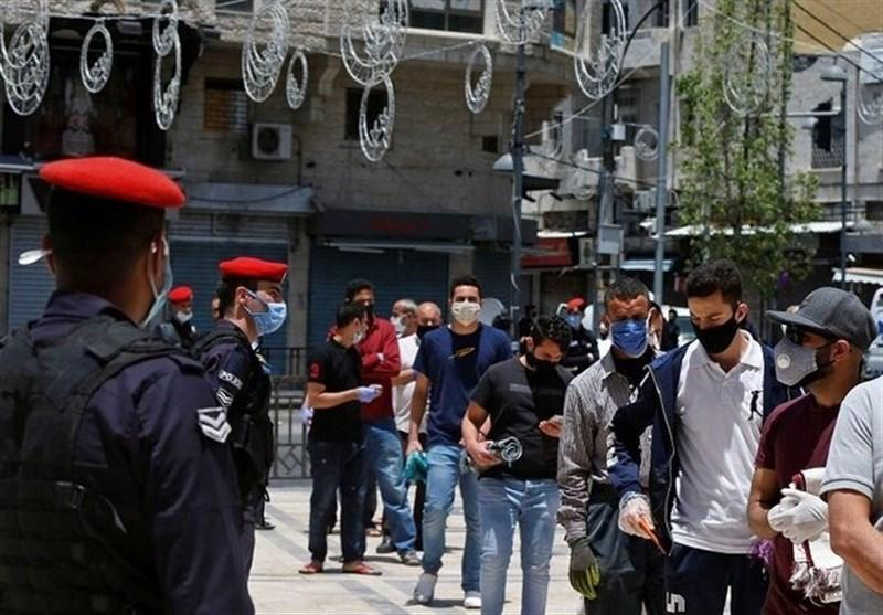 کرونا، قرنطینه سراسری در اردن و استقرار ارتش در تمام شهرها، شناسایی بیش از 4 هزار مبتلا در عراق