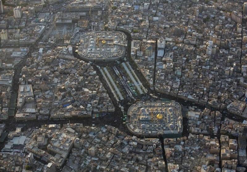 عراق، مشارکت بیش از 14 میلیون و 500 هزار زائر در مراسم اربعین حسینی