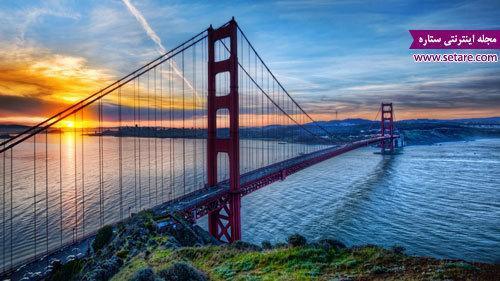 مهم ترین جاذبه های گردشگری سانفرانسیسکو