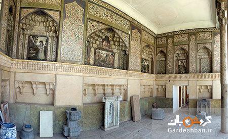 باغ هفت تن؛ یکی از قدیمی ترین اماکن تاریخی شیراز