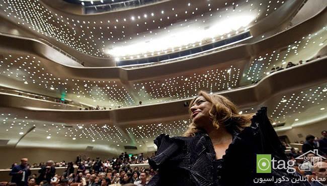 آشنایی بیشتر با آثار زها حدید مشهورترین معمار دنیا