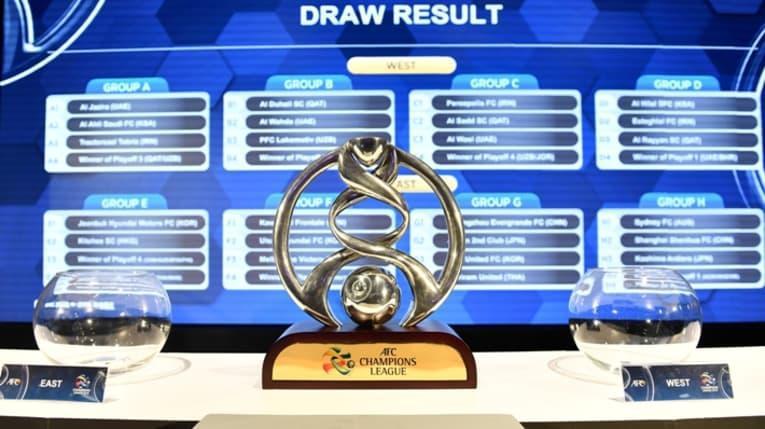 برگزاری فصل جدید لیگ قهرمانان آسیا به صورت متمرکز و تک بازی