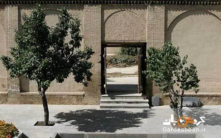 قلعه حاج وکیل؛ یادگار دوران قاجار در اراک، عکس