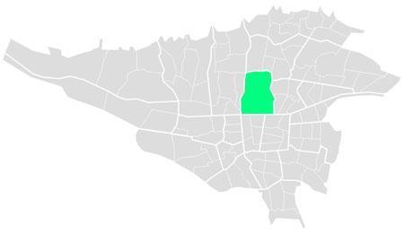 دفاتر پلیس +10 منطقه 6 تهران (آدرس و تلفن)