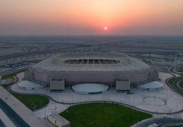 افتتاح رسمی استادیوم جام جهانی 2022 با حضور 2 لژیونر ایرانی