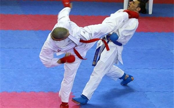 اردونشینان کاراته ایران معرفی شدند