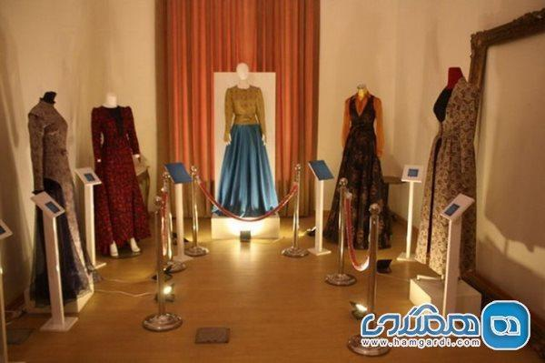 آشنایی کوتاه با موزه پارچه و لباس های سلطنتی نیاوران