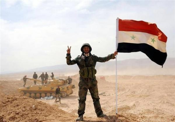 درگیری شدید ارتش سوریه با تروریست ها در شمال غرب حماه