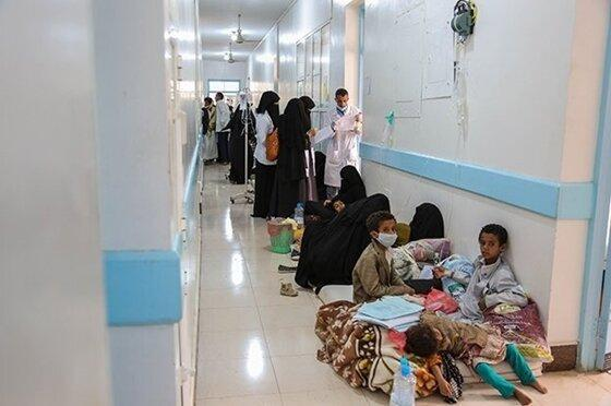 افزایش وخامت بخش بهداشت یمن در پی کارشکنی سازمان بهداشت جهانی