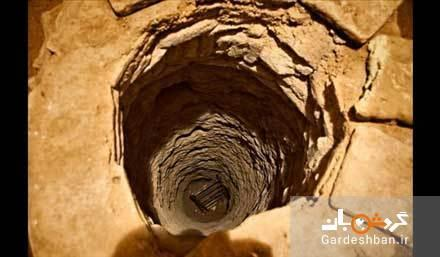شهر زیرزمینی اویی؛ مکانی حیرت انگیز در اصفهان، عکس