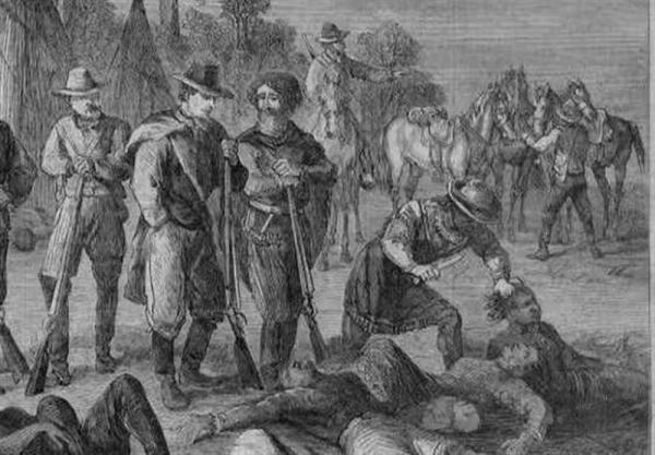 آیا غرب تاریخ سیاه نسل کشی خود را فراموش نموده است؟