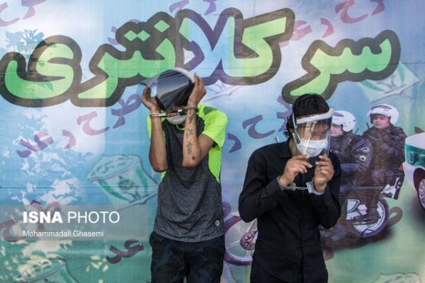 دستگیری مامورنماهای اخاذ در بازار تهران
