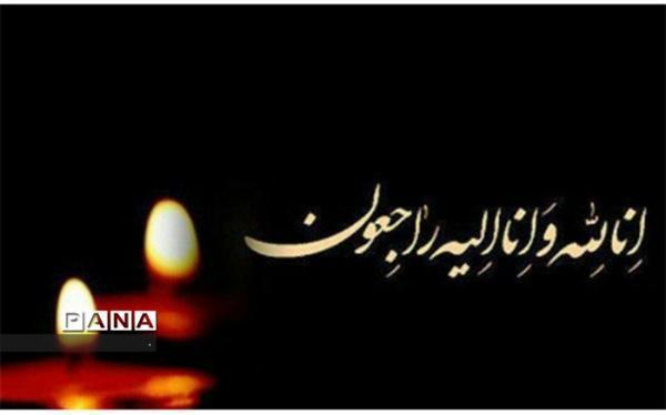پیغام تسلیت مدیر عامل جامعه خیرین مدرسه ساز در پی درگذشت سید حسین اعلایی