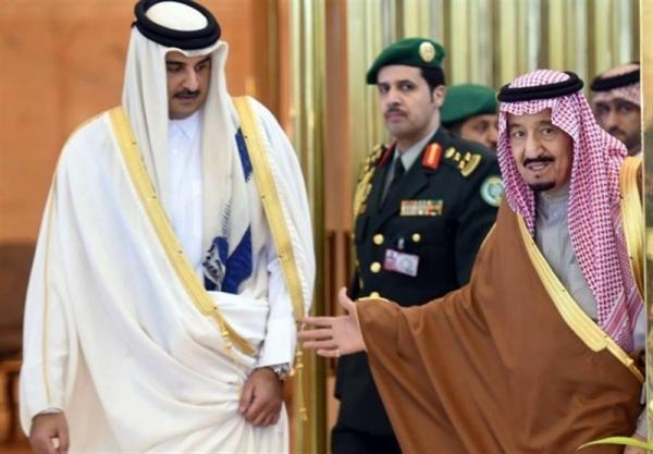 دعوت شاه عربستان از امیر قطر برای سفر به ریاض