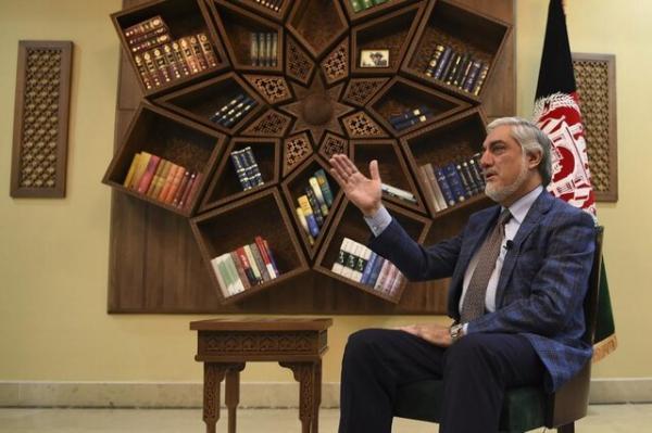 عبدالله: دو راه بیشتر نیست، یا مذاکره با طالبان یا جنگ های بدتر