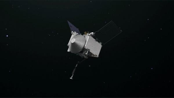 نمونه خاک سیارک بن نو 2023 به زمین می رسید