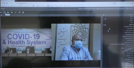 همکاری بین بخشی؛ مهمترین رویداد در پاندمی کرونا، کرونا همانند یک مانور بیولوژیک برای حوزه سلامت