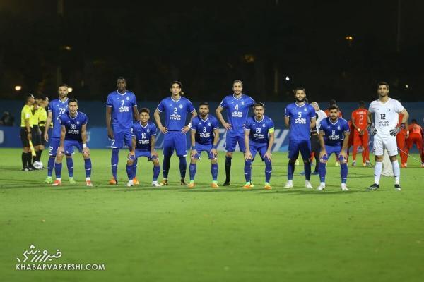 جدایی دو بازیکن استقلال در خاتمه فصل، تصمیم قاطع احمد مددی در مورد یک آبی پوش