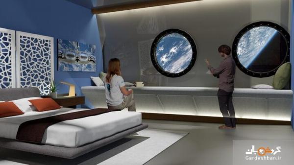 ویزای آمریکا: گذراندن تعطیلات در فضا واقعی می گردد ، آمریکا هتل فضایی می سازد!