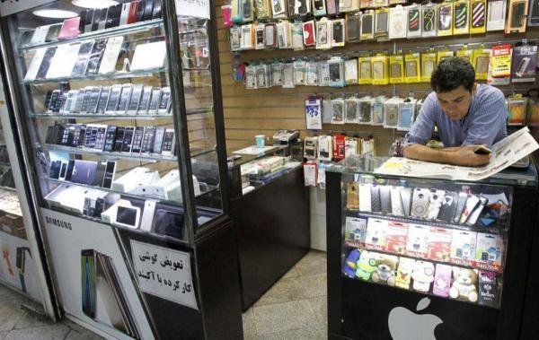 پادشاهان تازه بازار موبایل ایران
