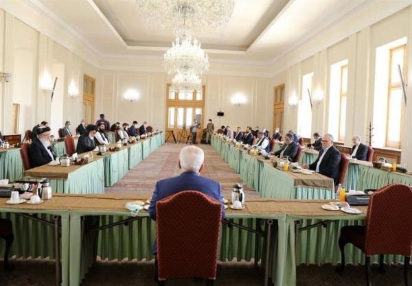 ظریف: ایران آماده است تا ادامه گفتگوهای بین الافغانی را تسهیل کند