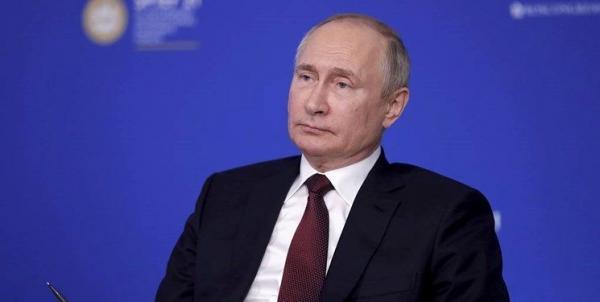 پوتین: ناو متخلف انگلیس به وضوح اهداف نظامی داشت
