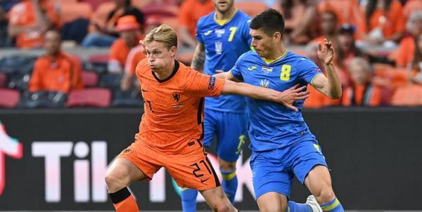 کامبک ناتمام اوکراین مقابل هلند، شاگردان شوچنکو در لحظات پایانی کم آوردند