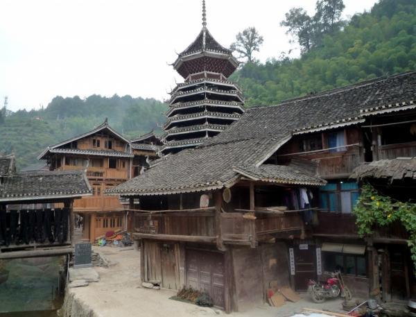 حتما از روستاهای کشور چین دیدن کنید!