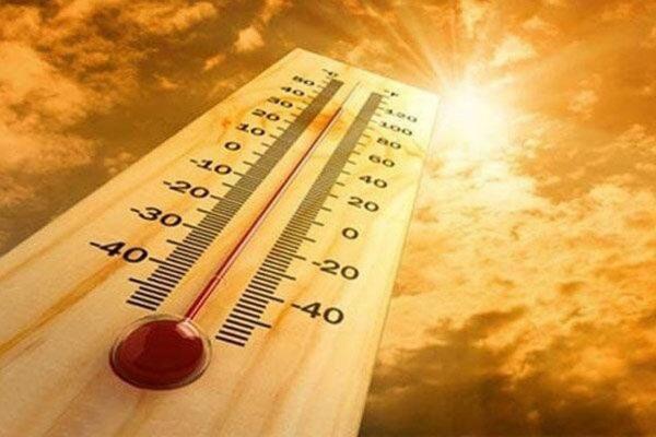 هرمزگان گرم تر می شود