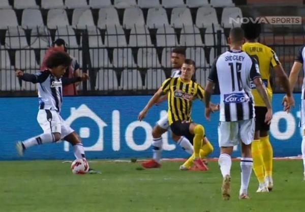 تور یونان ارزان: سوپرلیگ یونان، نخستین شکست آاِک در حضور 3 بازیکن ایرانی