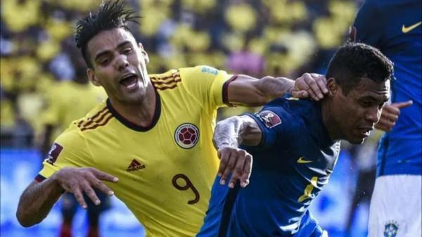 تور برزیل: مقدماتی جام جهانی، کلمبیا ترمز برزیل را کشید